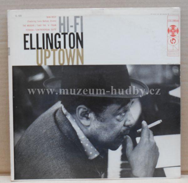 "Duke Ellington And His Orchestra: Hi-Fi Ellington Uptown - Vinyl(33"" LP)"