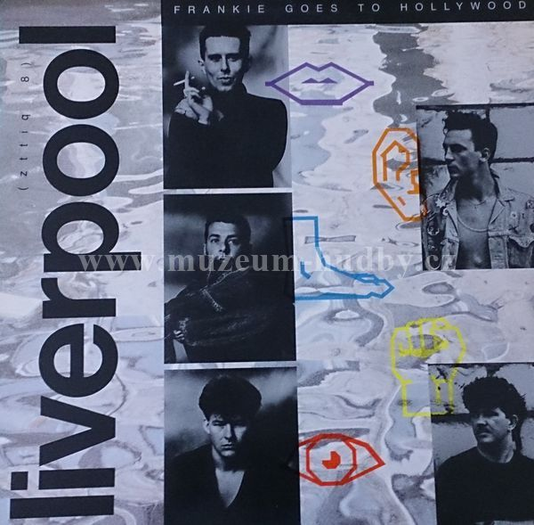 "Frankie Goes To Hollywood: Liverpool - Vinyl(33"" LP)"