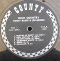 Kenny Baker & Joe Greene-High Country