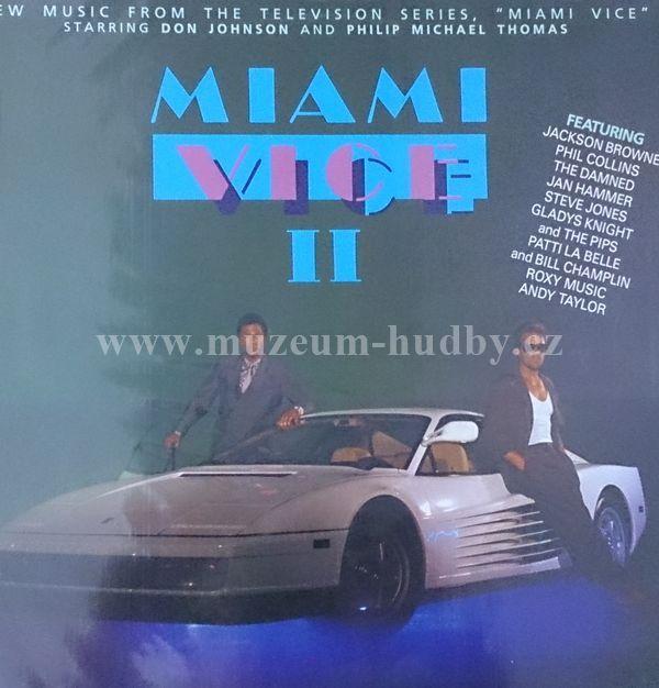 "Miami Vice II: Miami Vice II - Vinyl(33"" LP)"