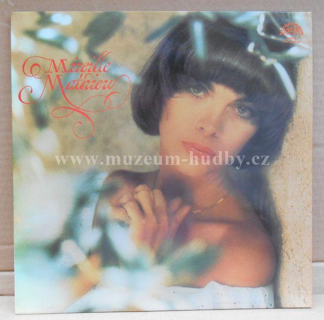 """Mireille Mathieu: Mireille Mathieu - Vinyl(33"""" LP)"""