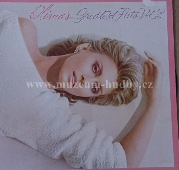 "Olivia Newton-John: Olivia's Greatest Hits Vol. 2 - Vinyl(33"" LP)"