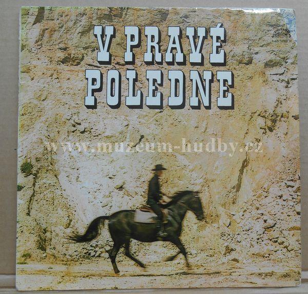 "Prague Radio Dance Orchestra / Josef Vobruba: V prave poledne - Vinyl(33"" LP)"