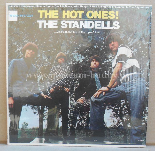 """Standells: The Hot Ones - Vinyl(33"""" LP)"""