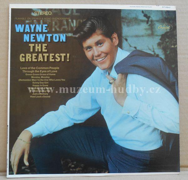"Wayne Newton: The Greatest! - Vinyl(33"" LP)"