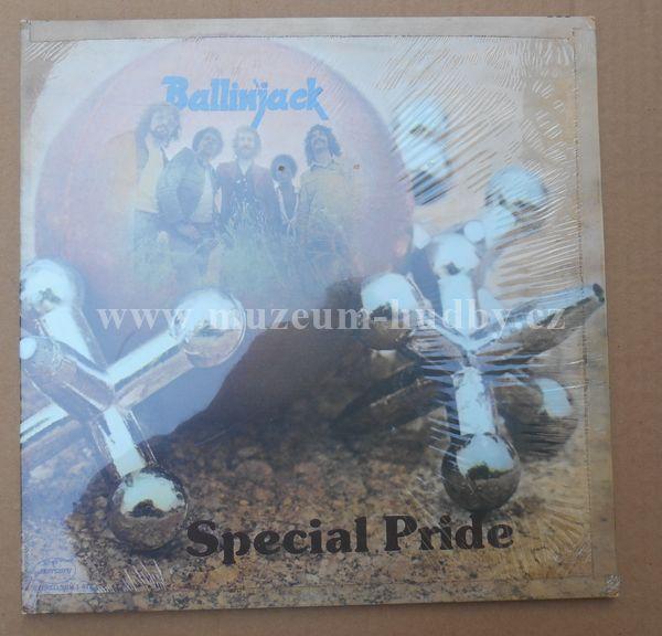 """Ballin Jack: Special Pride - Vinyl(33"""" LP)"""