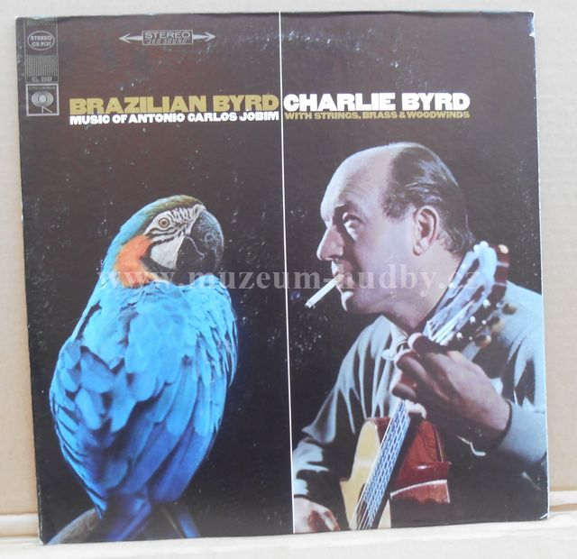 "Charlie Byrd: Brazilian Byrd - Vinyl(33"" LP)"