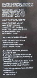 Champion Jack Dupree-The Blues Jubilee Album