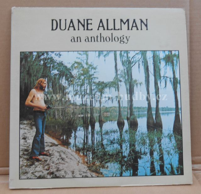 "Duane Allman: An Anthology - Vinyl(33"" LP)"
