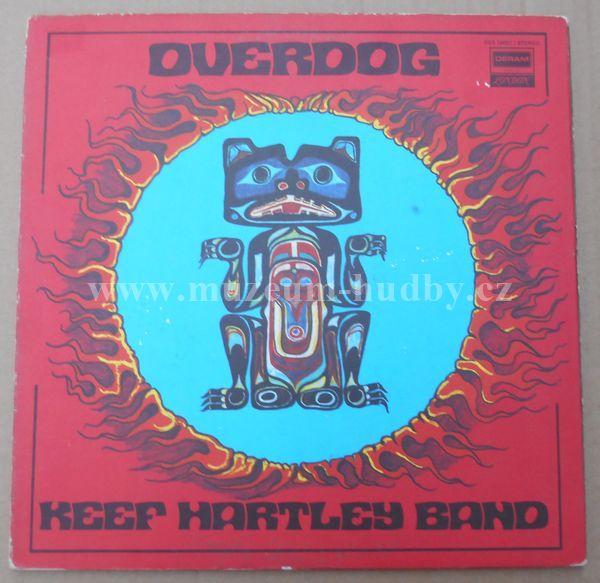 "Keef Hartley Band: Overdog - Vinyl(33"" LP)"