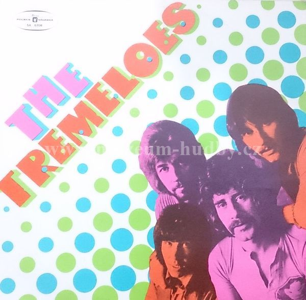 """The Tremeloes: Here Come The Tremeloes - Vinyl(33"""" LP)"""