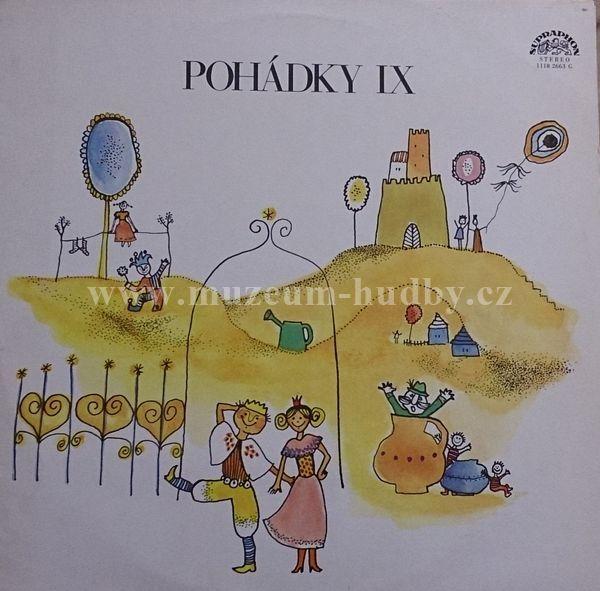 """Pohadky IX: Pohadky IX - Vinyl(33"""" LP)"""