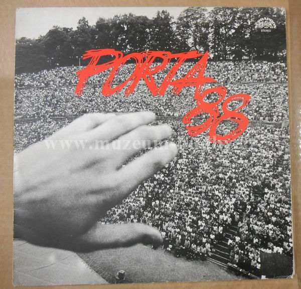 "POUTNÍCI,SEM TAM,JANOUŠEK,REDL,AG FLEK,MÁCI: Porta 88 - Vinyl(33"" LP)"