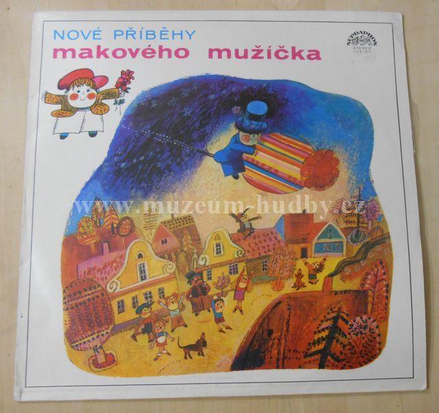 """František Nepil: Nove pribehy Makoveho Mužíčka - Vinyl(33"""" LP)"""