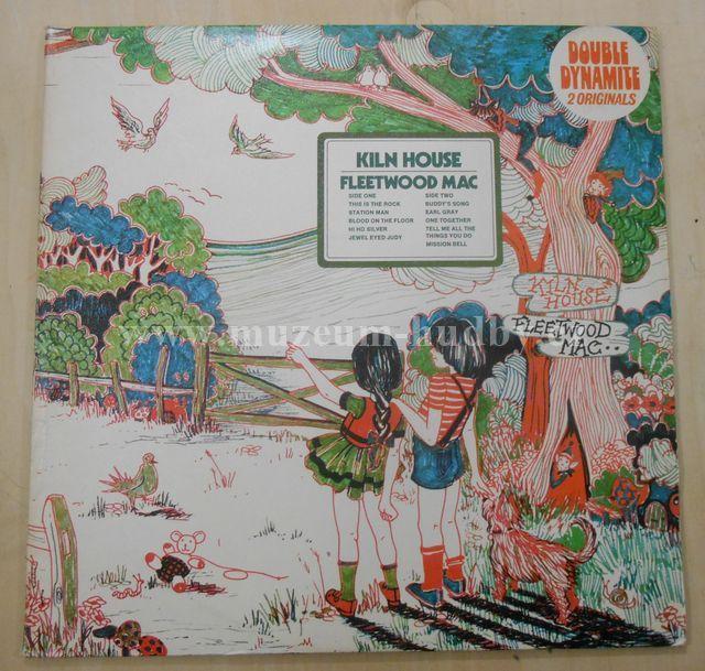 """Fleetwood Mac: Kiln House / Then Play On - Vinyl(33"""" LP)"""