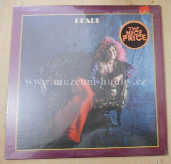 """Janis Joplin: Pearl - Vinyl(33"""" LP)"""