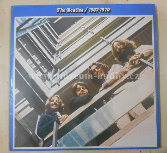 "The Beatles: 1967-1970 - Vinyl(33"" LP)"