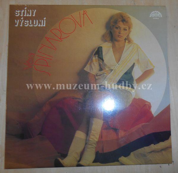 """Věra Špinarová, Special: Stíny Výsluní - Vinyl(33"""" LP)"""
