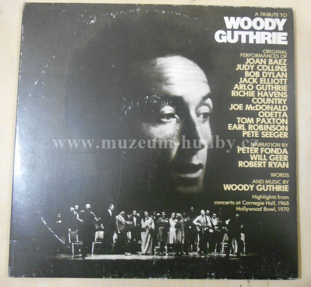 Woody Guthrie Bob Dylan Country Joe Mcdonald Odetta