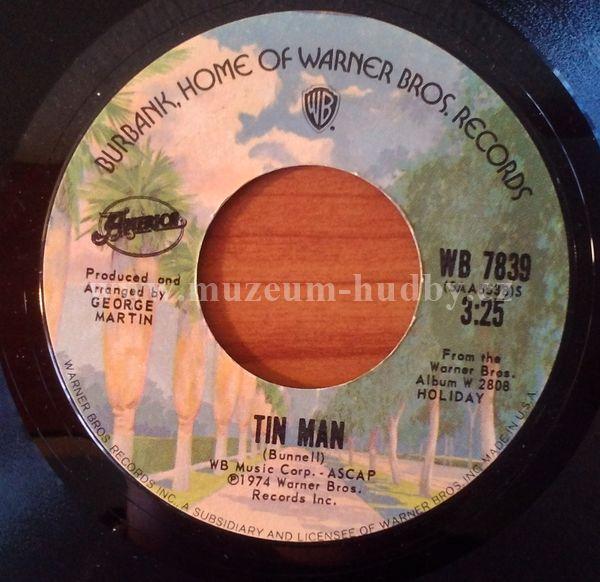 "America: Tin Man / In The Country - Vinyl(45"" Single)"