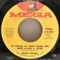 Brian Collins-I'm Gonna Sit Right Down And Write Myself A Letter / Before I Let You Go