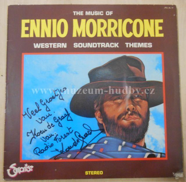 "Ennio Morricone: Western Soundtrack Themes - Vinyl(33"" LP)"