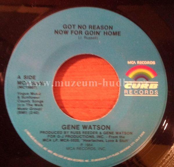Gene Watson Got No Reason Now For Goin Home A Memory Away