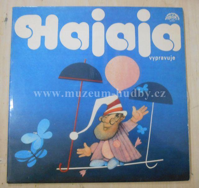 """Hajaja vypravuje: Pohadky - Vinyl(33"""" LP)"""