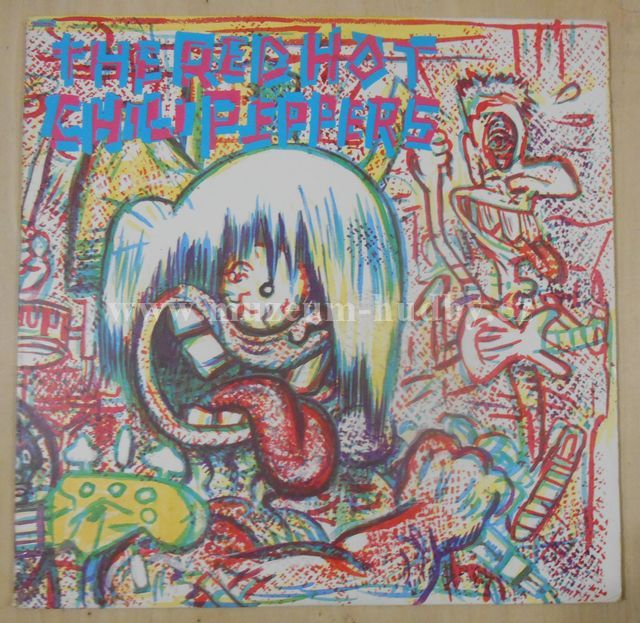 "Red Hot Chili Peppers: The Red Hot Chili Peppers - Vinyl(33"" LP)"