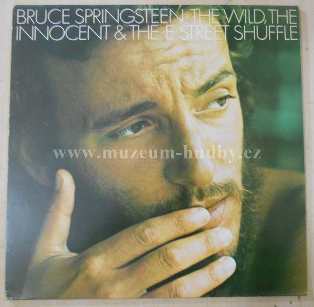 "Bruce Springsteen: The Wild, The Innocent & The E Street Shuffle - Vinyl(33"" LP)"