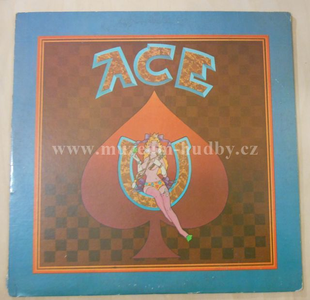 """Bob Weir [The Grateful Dead]: Ace - Vinyl(33"""" LP)"""