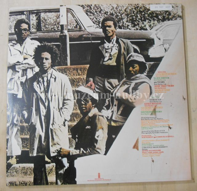 Bob Marley Amp The Wailers Catch A Fire Online Vinyl Shop