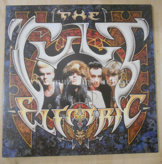 "Cult: Electric - Vinyl(33"" LP)"