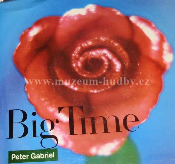 "Peter Gabriel: Big Time / We Do What We're Told (Milgram's 37) - Vinyl(45"" Single)"