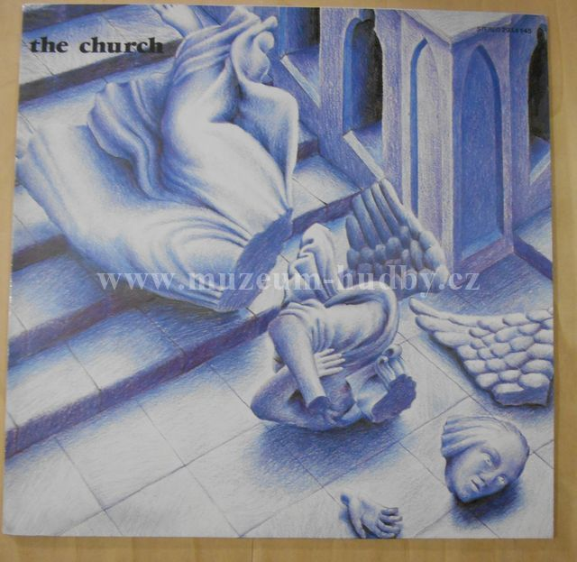 "Church: The Church - Vinyl(33"" LP)"