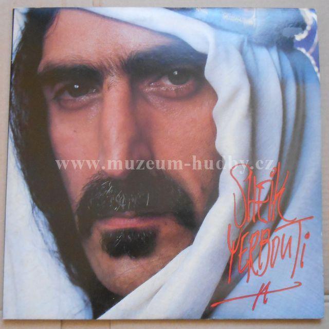 "Frank Zappa: Sheik Yerbouti - Vinyl(33"" LP)"
