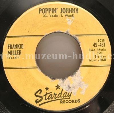 """Frankie Miller: Poppin' Johnny / Family Man - Vinyl(45"""" Single)"""