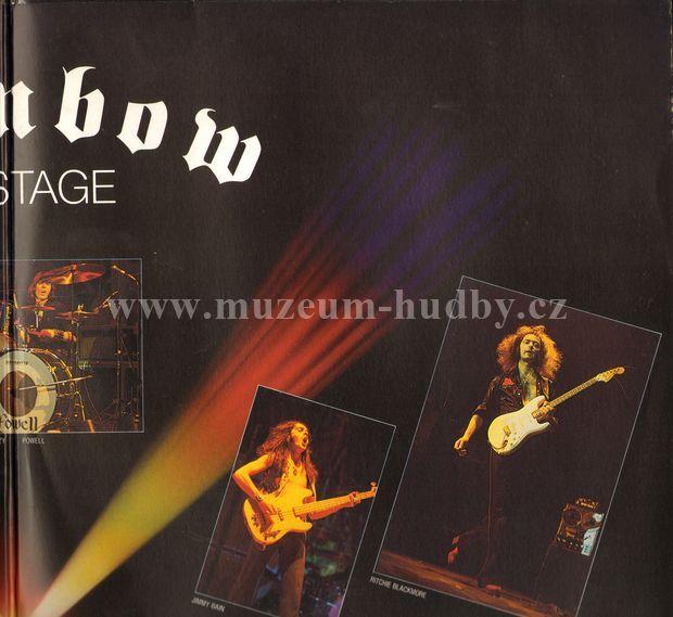 Rainbow On Stage Online Vinyl Shop Gramofonov 233 Desky