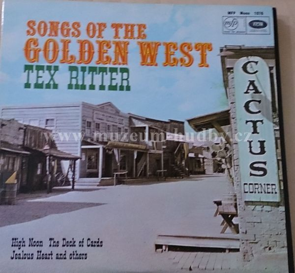 Tex Ritter - Blood On The Saddle - Complete Recordings 1932-December 1947