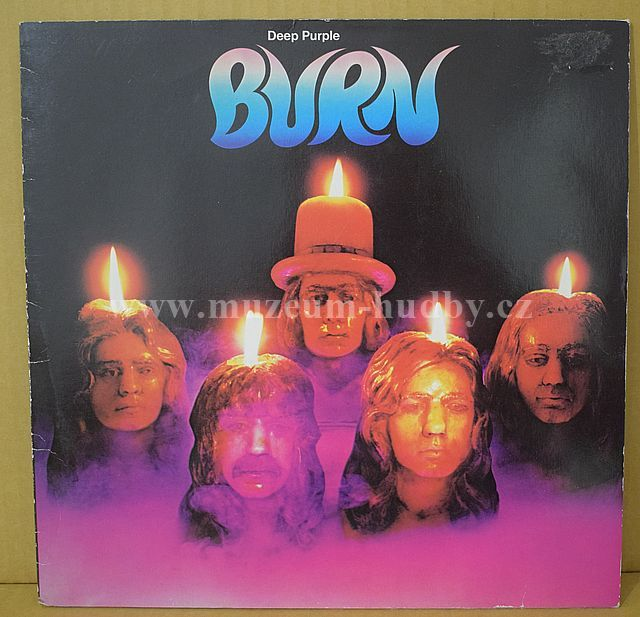 "Deep Purple: Burn - Vinyl(33"" LP)"