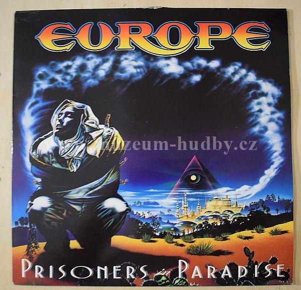 "Europe: Prisoners In Paradise - Vinyl(33"" LP)"