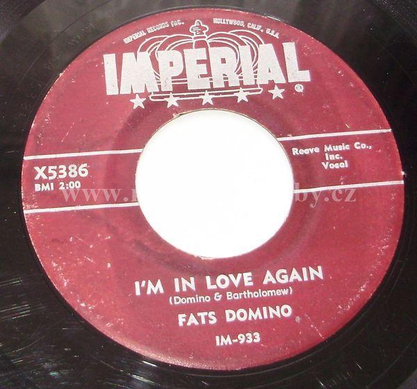 "Fats Domino: My Blue Heaven / I'm In Love Again - Vinyl(45"" Single)"