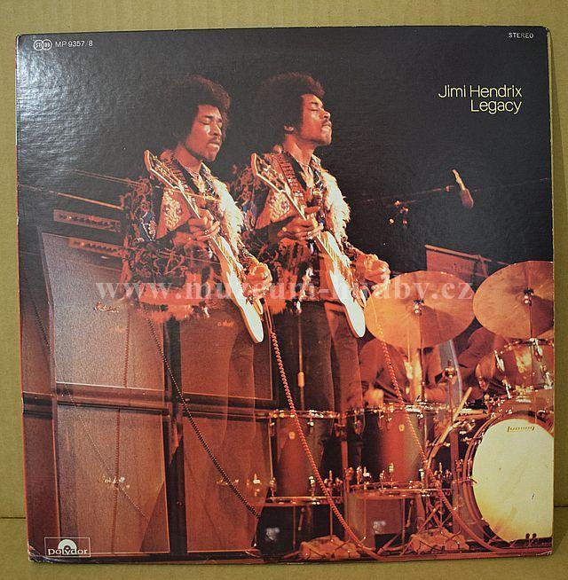 """Jimi Hendrix: Legacy - Vinyl(33"""" LP)"""
