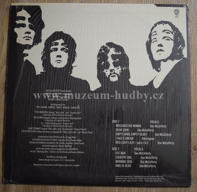 Nazareth Nazareth Online Vinyl Shop Gramofonov 233 Desky