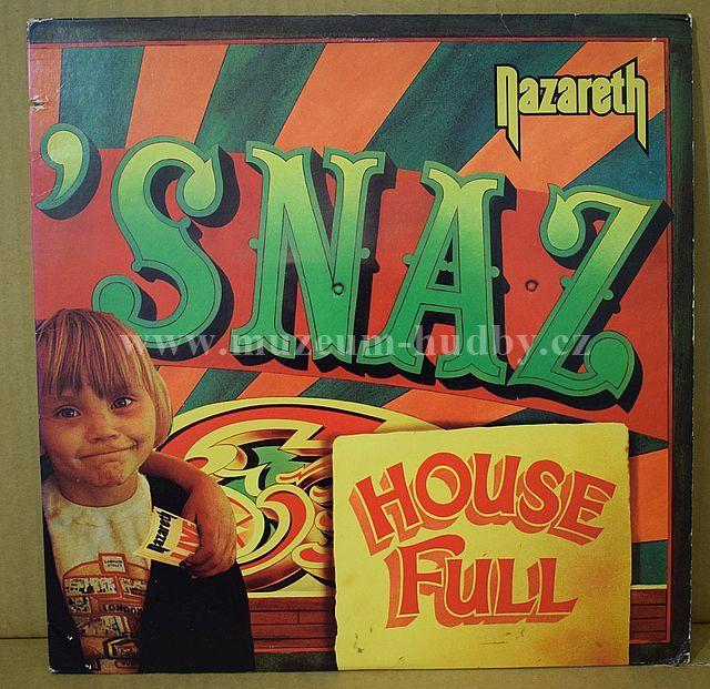 Nazareth Snaz Product Detail Online Vinyl Shop