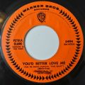 Petula Clark-Downtown / You'd Better Love Me