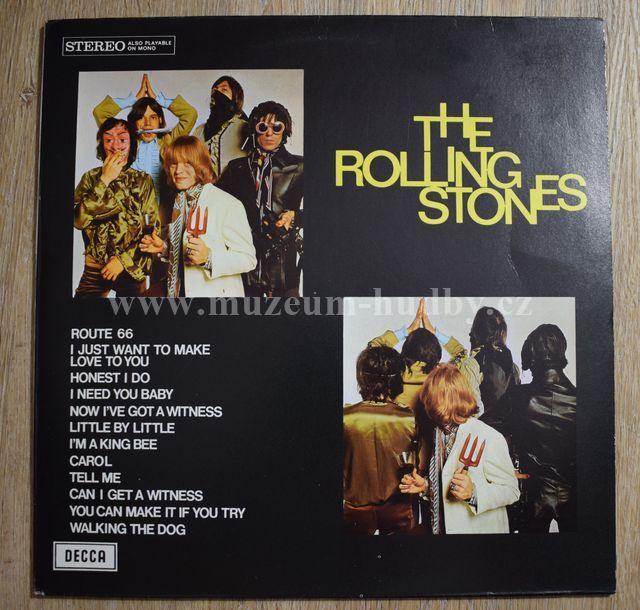"""Rolling Stones: Rolling Stones - Vinyl(33"""" LP)"""