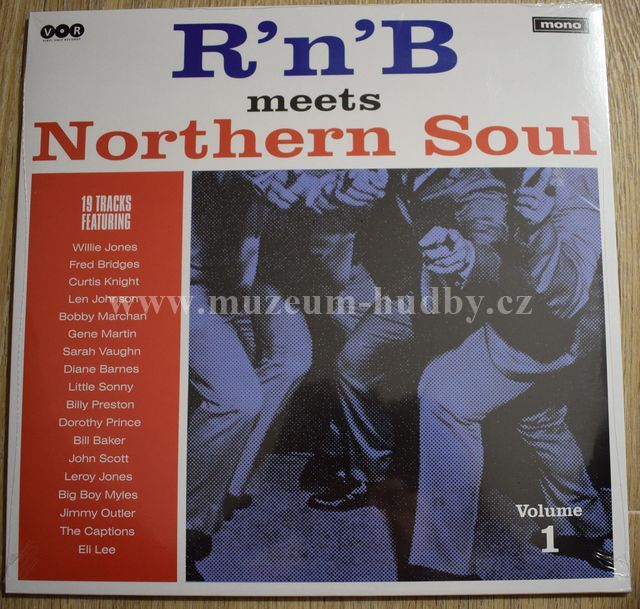 "R'n'B Meets Northern Soul: R'n'B Meets Northern Soul Volume 1 ,2 ,3 - Vinyl(33"" LP)"