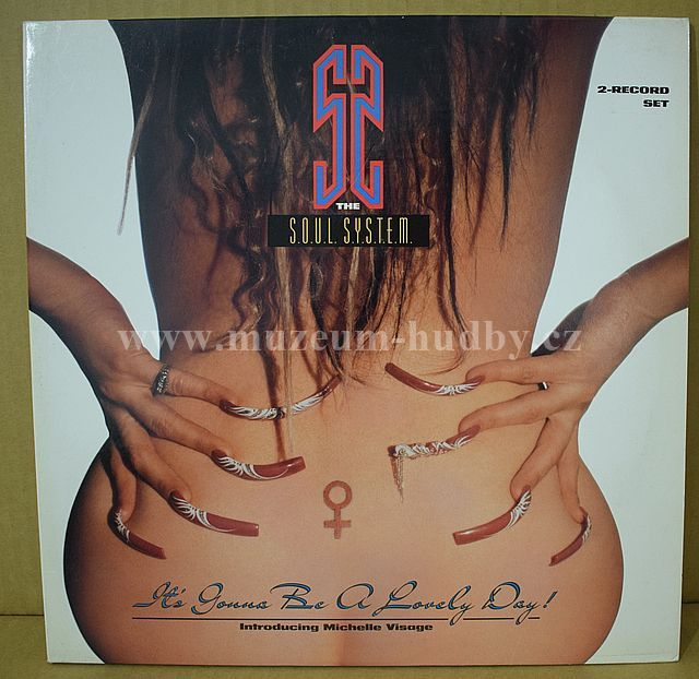 "S.O.U.L. S.Y.S.T.E.M. / Michelle Visage: It's Gonna Be A Lovely Day - Vinyl(33"" LP)"
