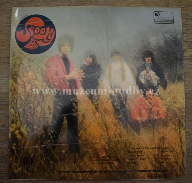 Spooky Tooth It S All About Online Vinyl Shop